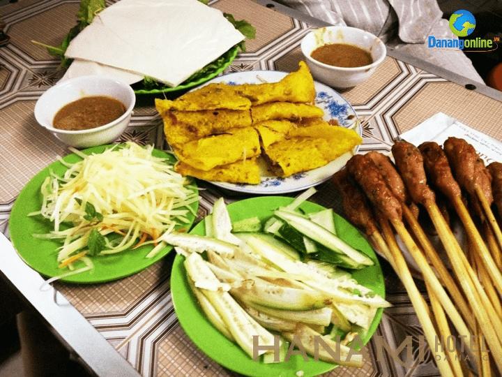 Món ăn khuya Đà Nẵng ở Phan Tứ