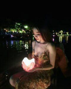 Sông Hoài - Lung linh đèn lồng về đêm